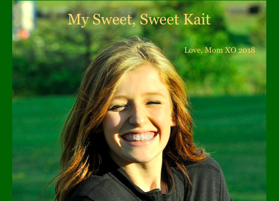 My Sweet, Sweet Kait